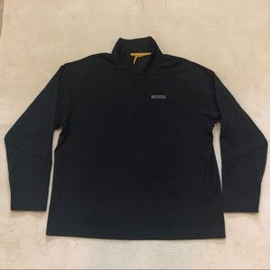 Timberland Men's Black Pullover Sweater, Size 2XL